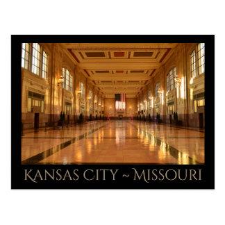 Kansas City ~ Missouri Vykort
