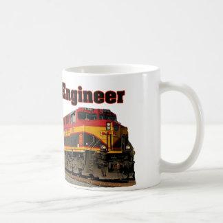 Kansas City sydlig pensionerad ingenjör Kaffemugg