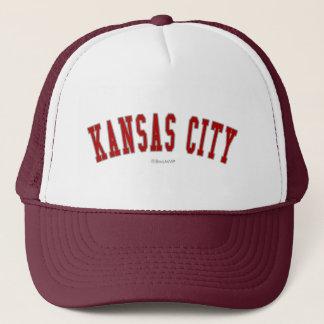 Kansas City Truckerkeps