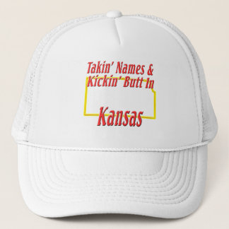 Kansas - Kickin ända Keps