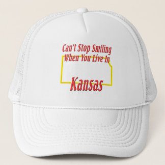 Kansas - le truckerkeps