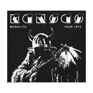KANSAS - Monolit (1979) Canvastryck