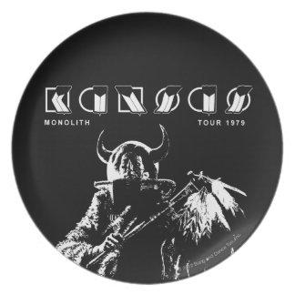 KANSAS - Monolit (1979) Tallrik