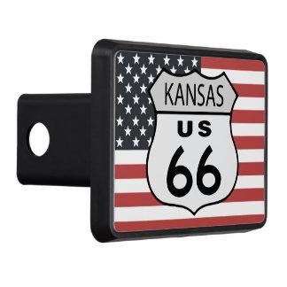 Kansas rutt 66 skydd för dragkrok
