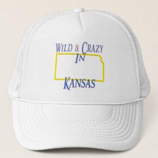 Kansas - vild och galet truckerkeps