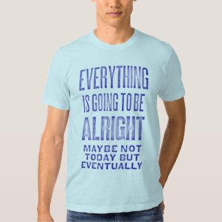 kanske mer sistnämnd t-skjorta t shirt