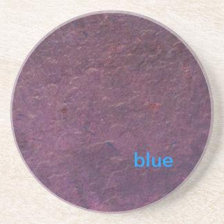 Känsliga blått underlägg