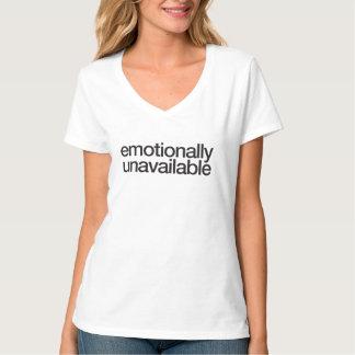 känslomässigt icke tillgängligt tee