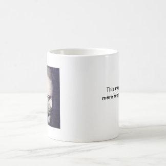 Kant framställningsmugg kaffemugg