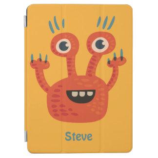 Känt roligt stort synat le gulligt monster för iPad air skydd