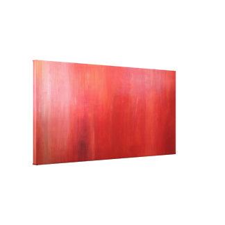 Kanvastryck för målning för akryl för