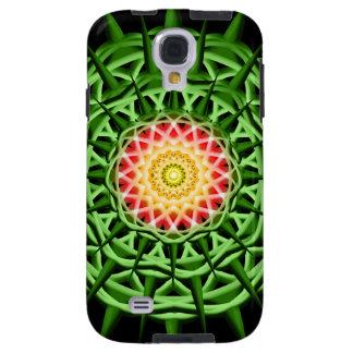 KaosOrbMandala Galaxy S4 Fodral