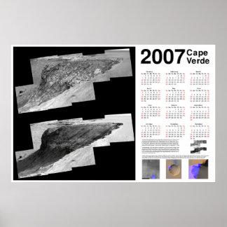 Kap Verde (fördärvar), kalender 2007 Poster