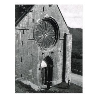 Kapell på Seynes-les-alpes Vykort