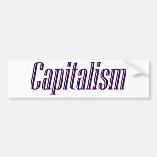 Kapitalism III Bildekal