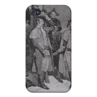 Kapitulation av Fort William och Mary iPhone 4 Cover
