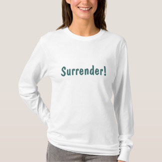 Kapitulation! Tshirts