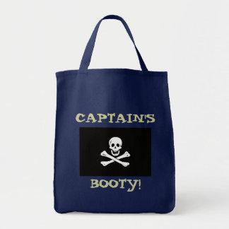 Kapten booty v.2 tygkasse