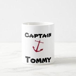 Kapten Tommy Kaffemugg