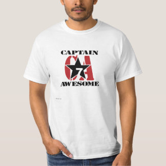 Kaptenfantastisk - propaganda t shirts