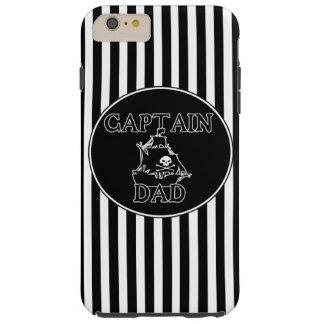 Kaptenpappa - spöklikt fodral för spansk tough iPhone 6 plus skal