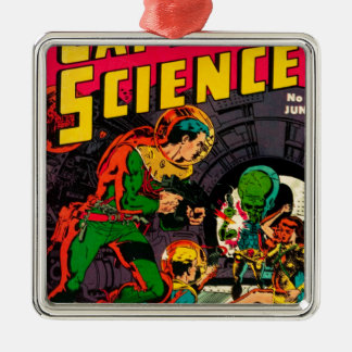 Kaptenvetenskap -- Vampyrer: Sanning eller Julgransprydnad Metall