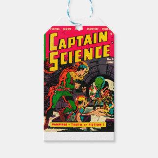 Kaptenvetenskap -- Vampyrer: Sanning eller Presentetikett