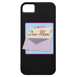 Kär mamma iPhone 5 fodral