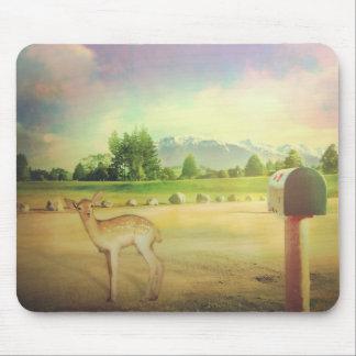 Kär nyazeeländsk bambi mus matta