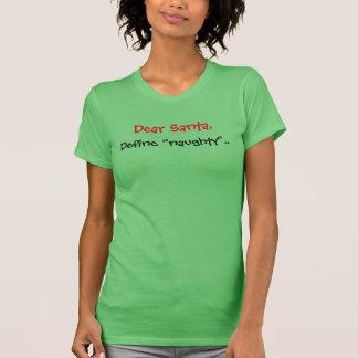 Kära Santa, definierar styggt Tröja
