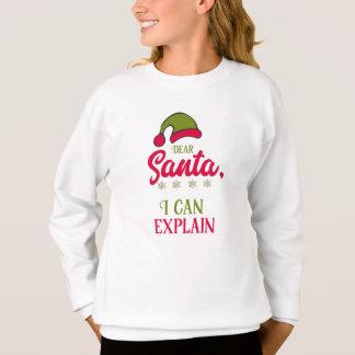 Kära Santa, kan jag förklara Tshirts