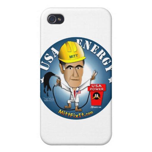 Kardaknipa det - energi iPhone 4 cover