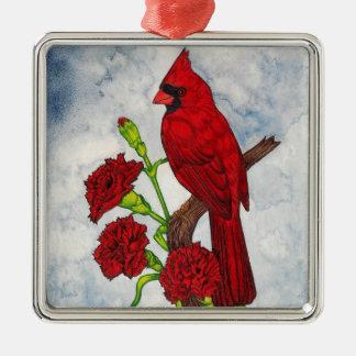 Kardinal Julgransprydnad Metall