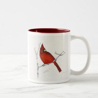 kardinal Två-Tonad mugg