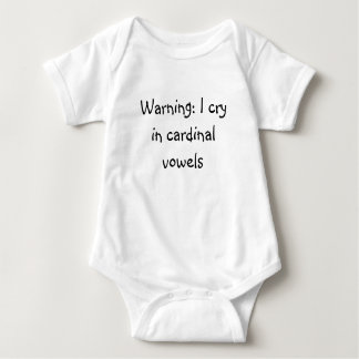 Kardinalen vowels rankan t shirts