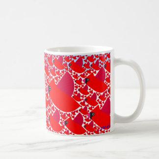 kardinaler kaffemugg