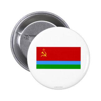 Karelo-Finska SSR flagga Pins
