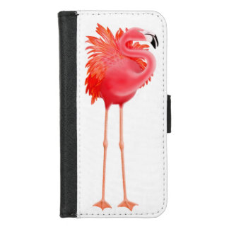 Karibisk rosa Flamingofågeliphone case