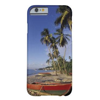 KARIBISKT Grenada, St George, fartyg på handflatan Barely There iPhone 6 Fodral