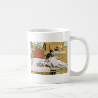 Karin sy kaffe kopp