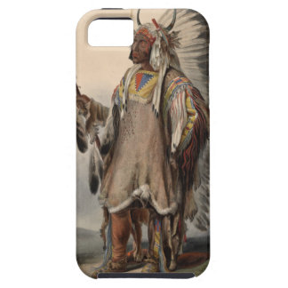 Karl Bodmer - en Mandan chef iPhone 5 Skal