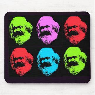 Karl Marx Collage Mus Mattor