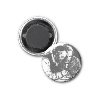 Karl Marx & Friedrich Engels magnet