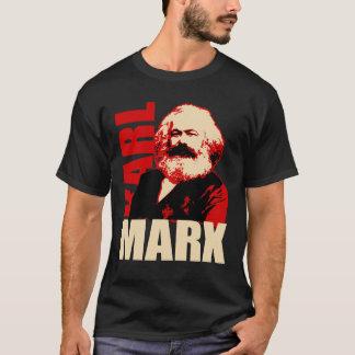 Karl Marx porträtt - socialist och kommunist Tee Shirt