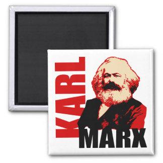Karl Marx, socialist & kommunist Magnet