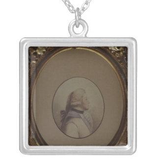 Karl Wilhelm Ferdinand von Bismarck, Silverpläterat Halsband