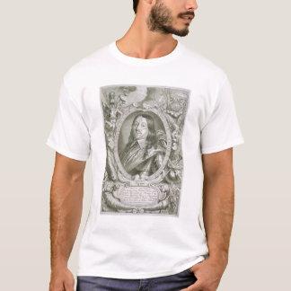 Karl X Gustav (1622-60) kung av sverigen, från T-shirts