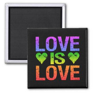 Kärlek är kärlekmagneten magnet