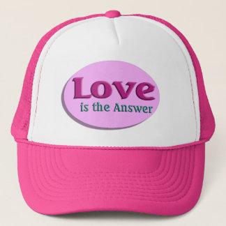 Kärlek är svaret keps