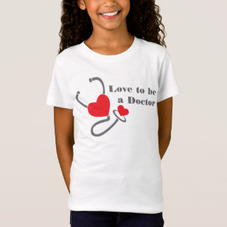 Kärlek att vara enskjorta för tee shirts